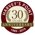 30 Years of Welcomes - Come celebrate with us @ Harvey's Point