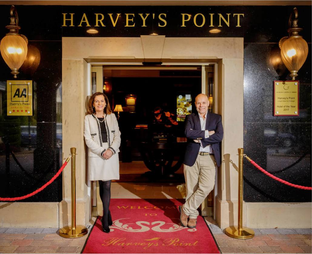 New Chapter for Harvey's Point
