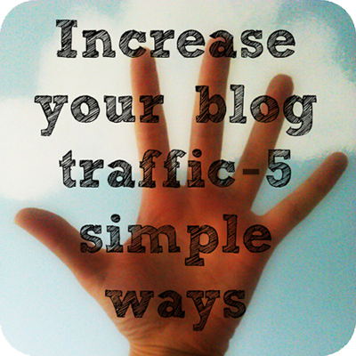 5 Free Ways To Instantly Increase Your Blog Traffic