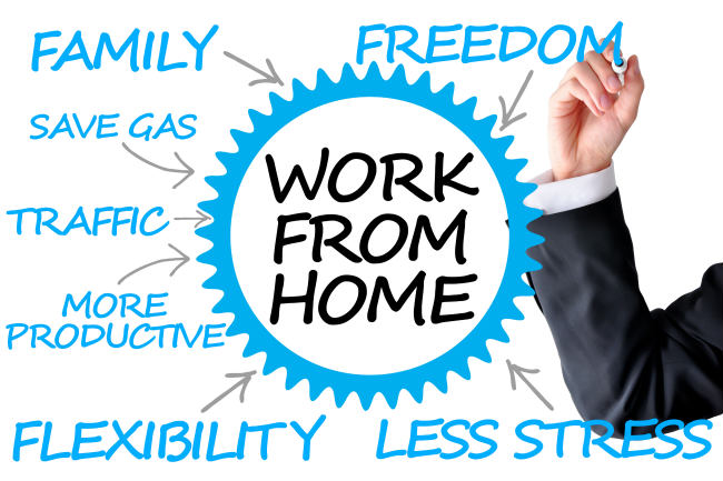 Work From Home Opportunities Are Growing