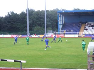 15 Waterford United v Limerick 25 July 2009 14