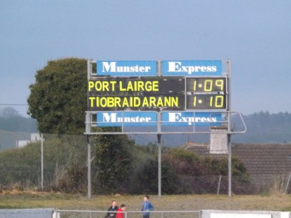 20 Waterford v Tipperary 11 April 2013 - Minor