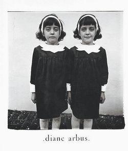 Gêmeas de Diane Arbus