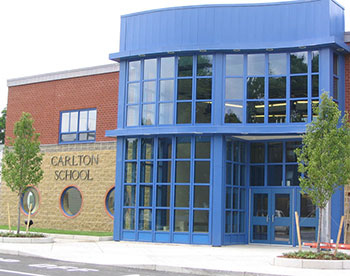 Carlton Elementary School - Salem, Massachusetts