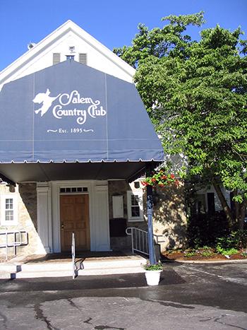 Salem Country Club, Peabody, Massachusetts