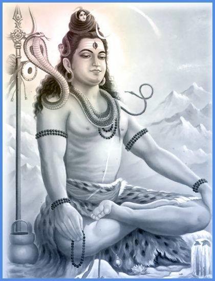 Image result for சிவபெருமானுக்கும், சந்திரனுக்கும் போர் ஏற்படக் காரணம் ?