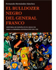 Bulldozer negro general Franco