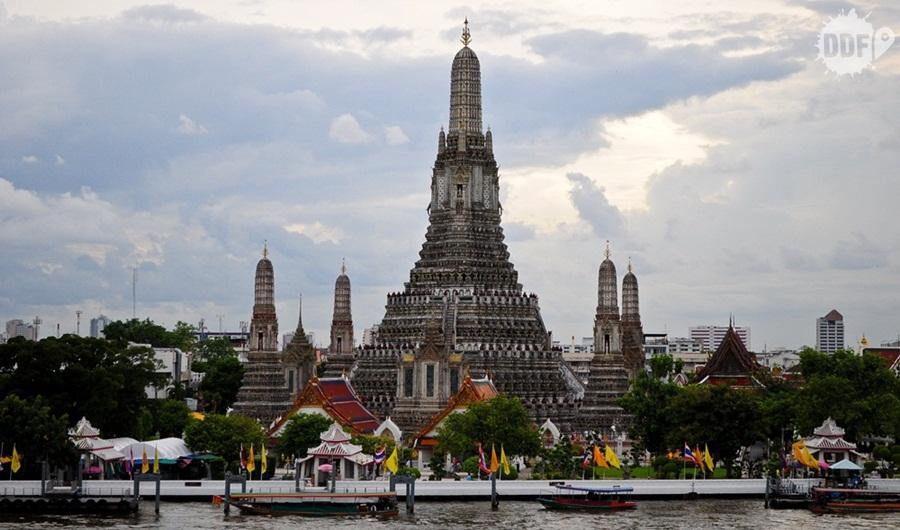 Bangkok-Templos