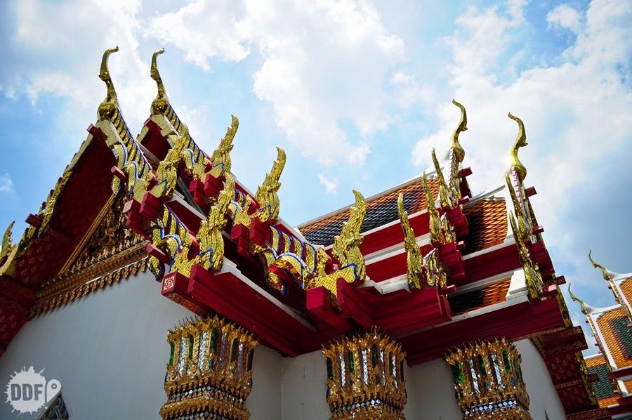 Wat-Pho-templos