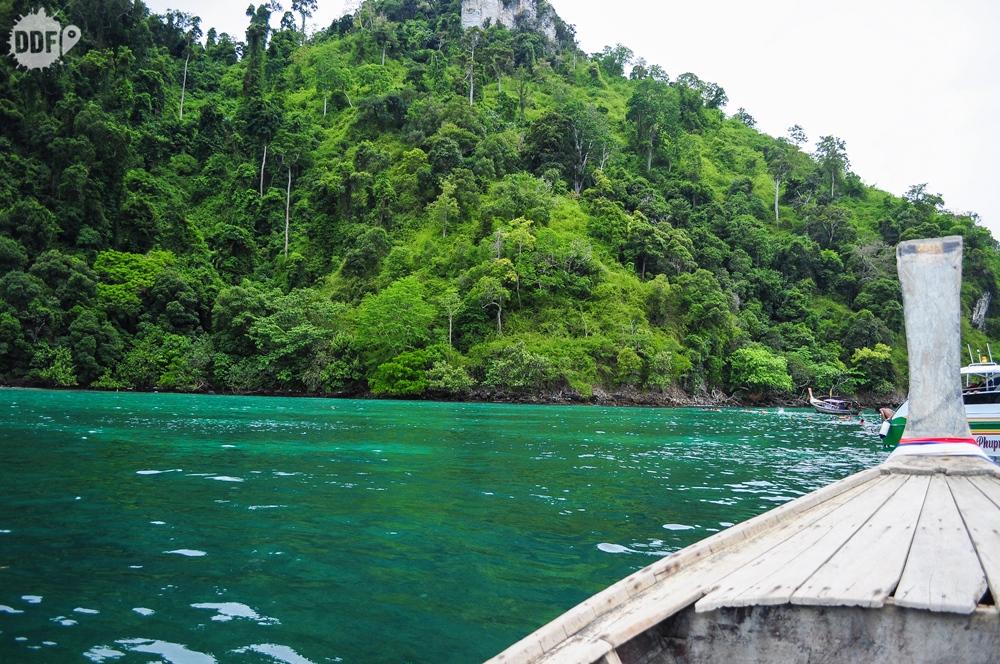 Passeio das quatro ilhas / four island, saindo de Railay Beach, Krabi, Tailândia