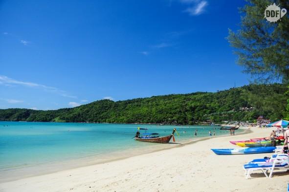 roteiro completo de viagem pela tailandia - Koh Phi Phi