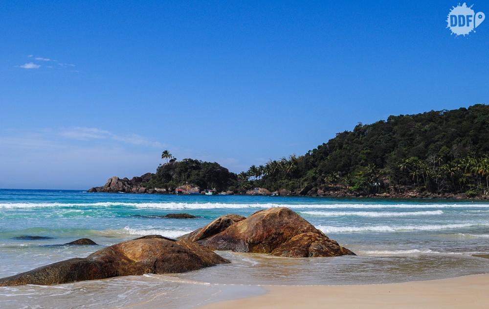 Praia de Aventureiro - Ilha Grande - Angra dos Reis - RJ