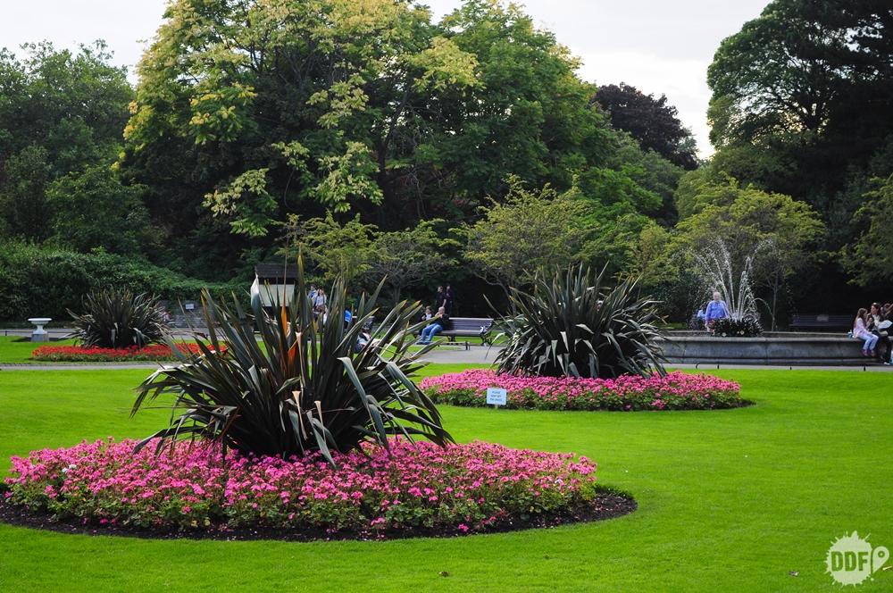 Dublin roteiro irlanda saint stephen green park jardim