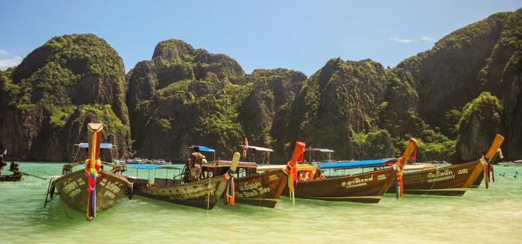 Roteiro de viagem de 20 dias pela Tailandia