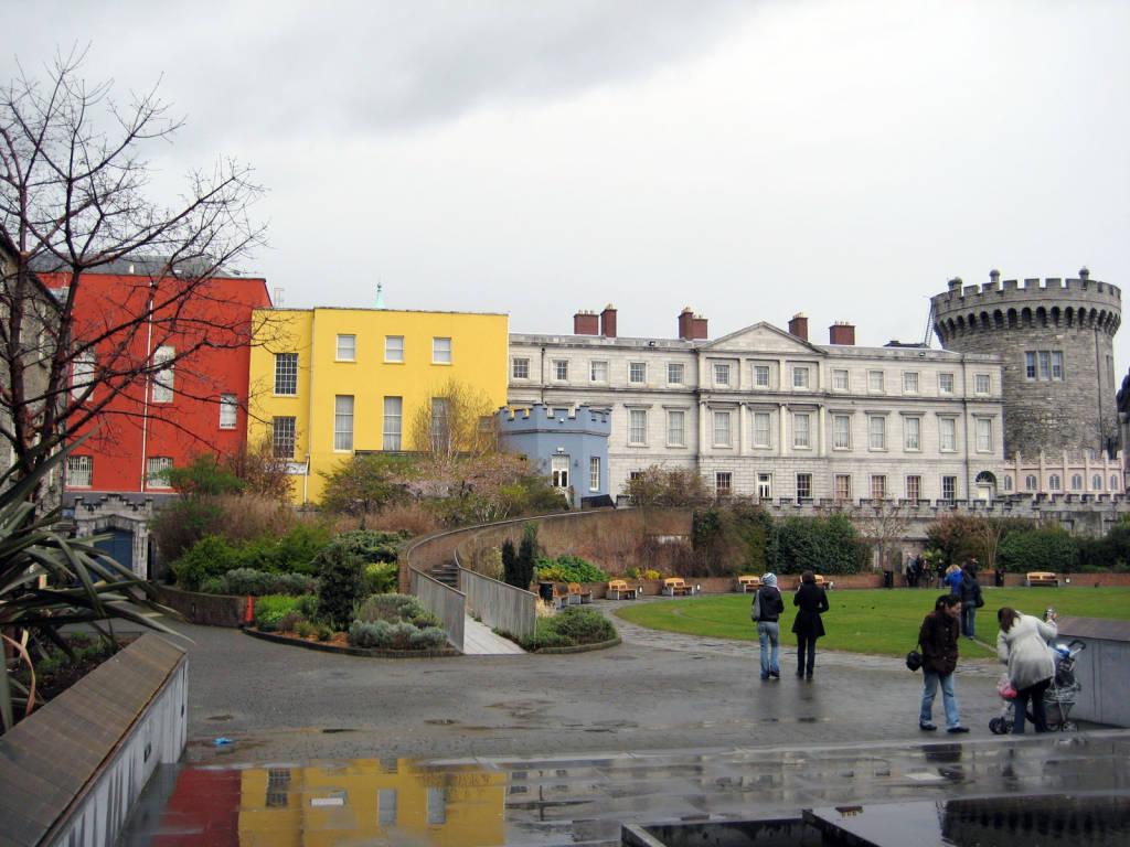 Dublin-Castle-castelo-Irlanda
