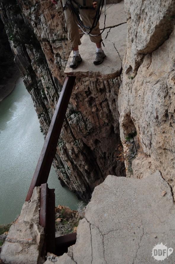 el caminito del rey, malaga, espanha, trilha, perigosa, mundo, aventura, passeio, viagem, equilibrio