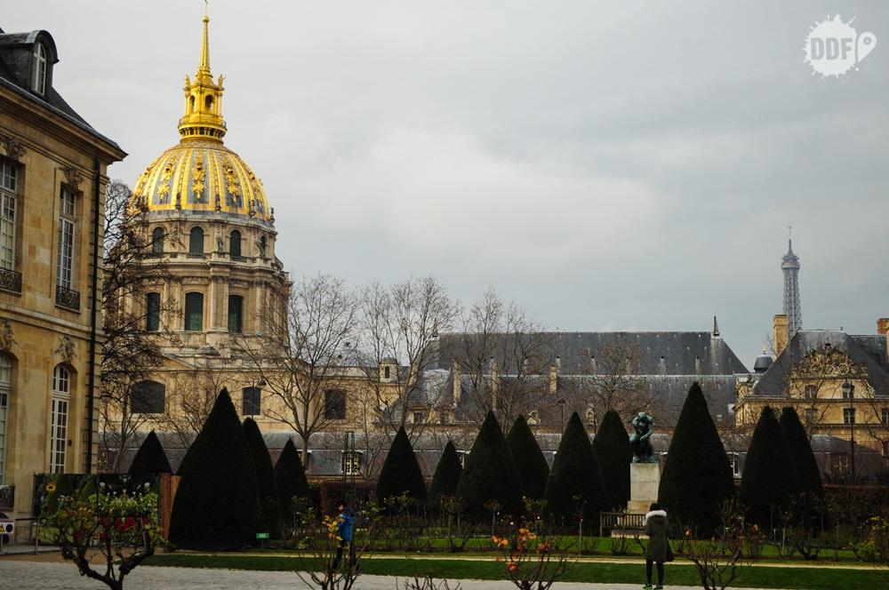 paris-museu-rodin-jardim-invalidos-tumulo-napoleao-torre-eiffel-franca