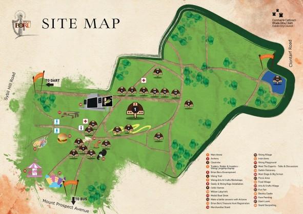 batalha-clontarf-battle-festival-evento-mapa