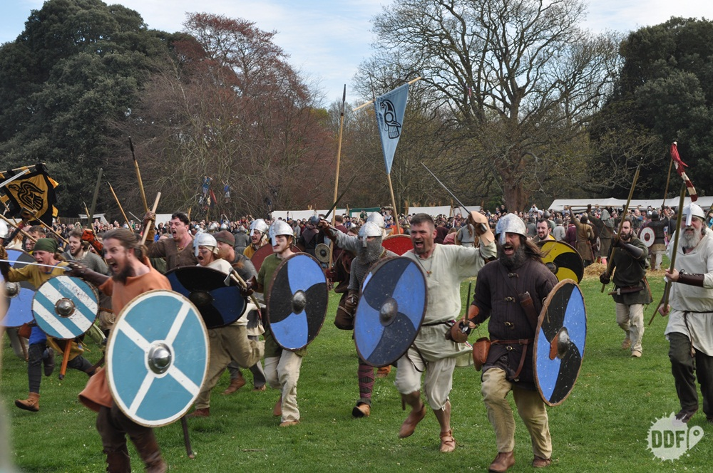 batalha-clontarf-battle-festival-evento-milenio-encenacao-brian-boru-rei-vikings-dublin-irlanda