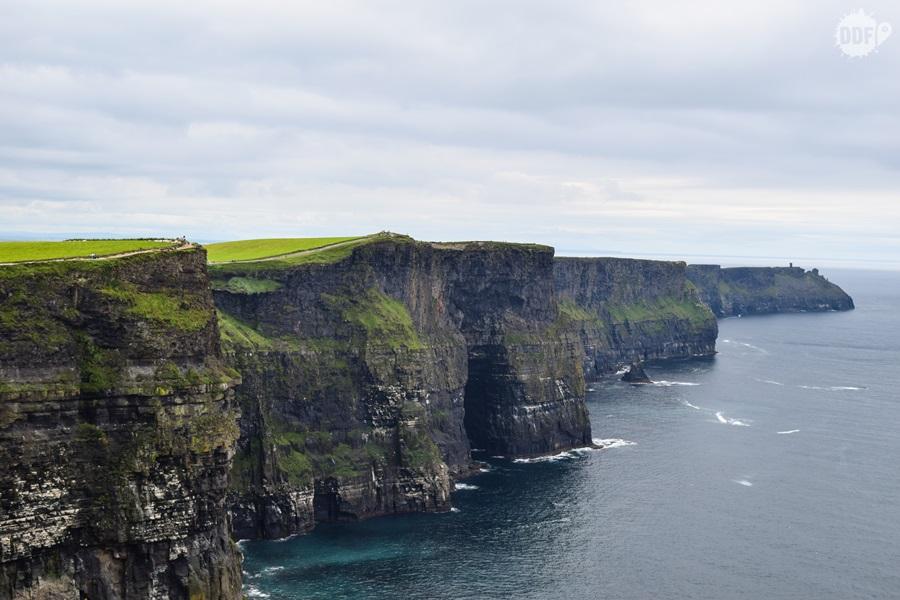Video Cliffs of Moher - Galway - Irlanda