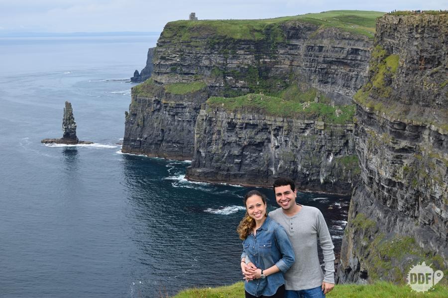 dublin roteiro cliffs of moher galway irlanda ireland penhascos natureza turismo casal