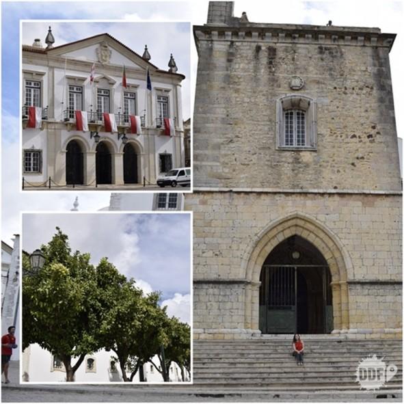 faro-algarve-portugal-viagem-visita-cidade-historia-centro-largo-da-se-catedral-camara-municipal