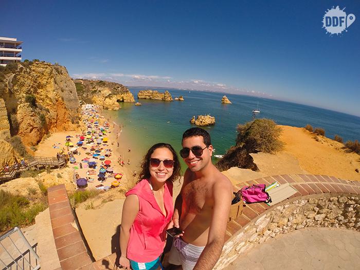 Praia Dona Ana, Algarve - praias