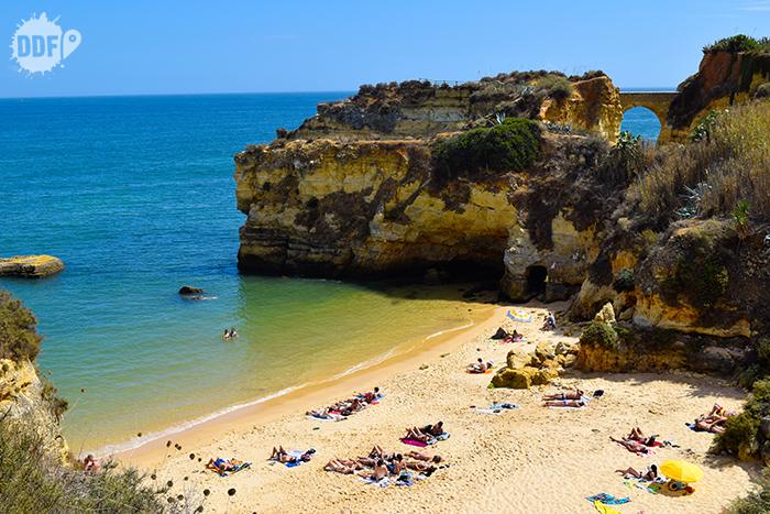 Praia dos Estudantes, LAgos - Algarve - Portugal