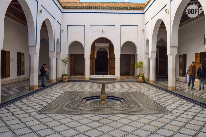 palais bahia marrakech palácios marrocos por dentro ferias viagem