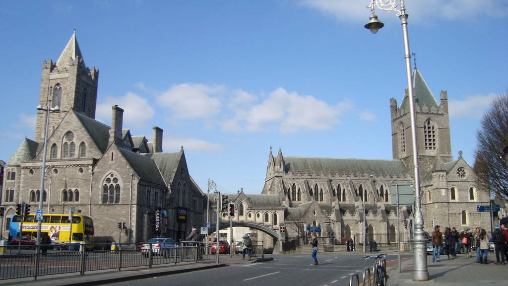 dublin roteiro christ church catedral dublin irlanda