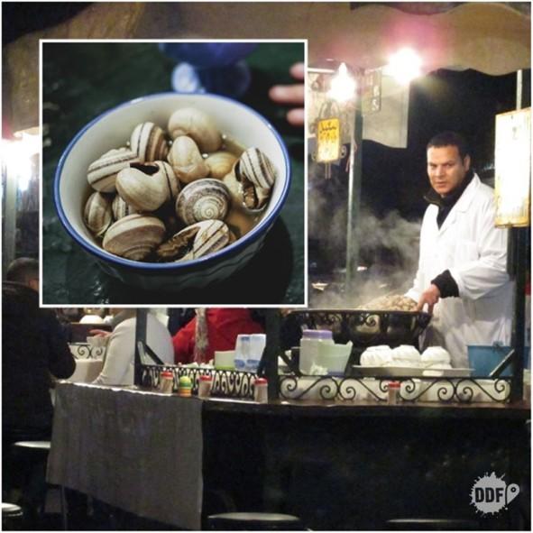 comida-marroquina-pratos-exoticos-sopa-caracol-praca-jemma-el-fna-marrakech-marrocos