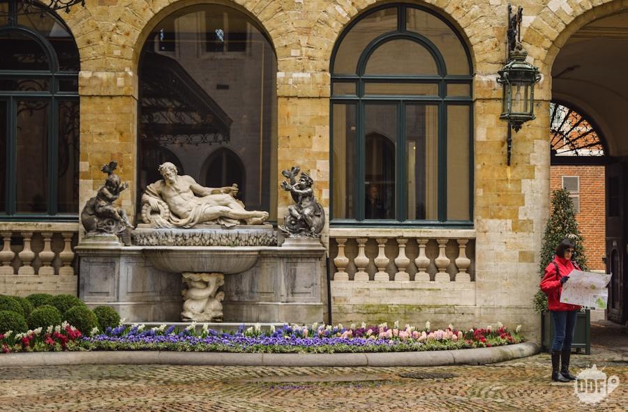 Bélgica Bruxelas Grand Place Hotel de Ville turismo viagem europa