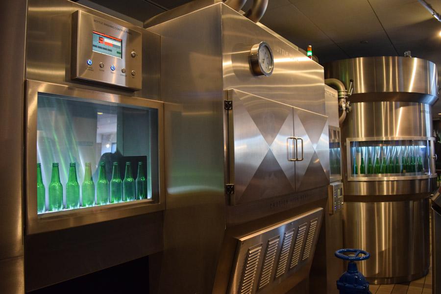 heineken experience garrafas personalizadas fábrica cerveja