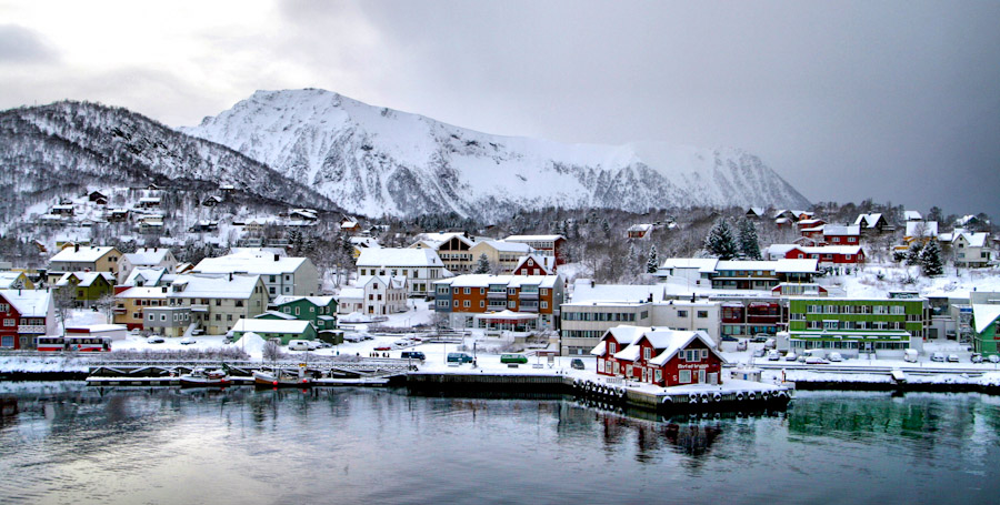 noruega inverno
