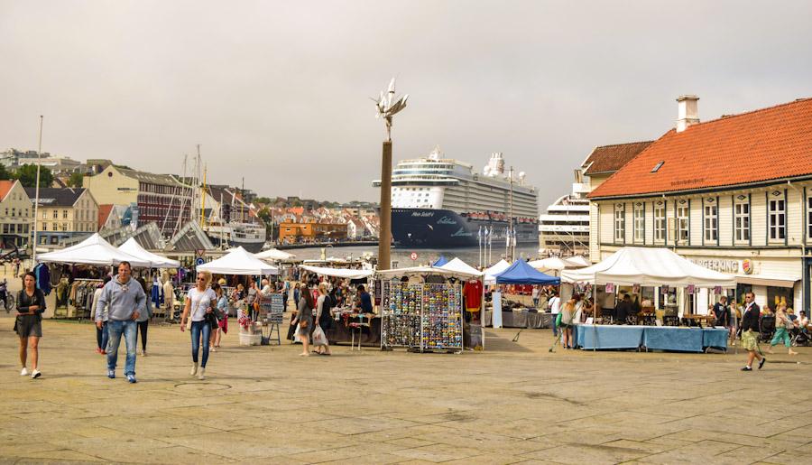 stavanger noruega porto fiordes