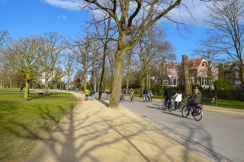 vondelpark amsterdam passeio parque holanda europa eurotrip