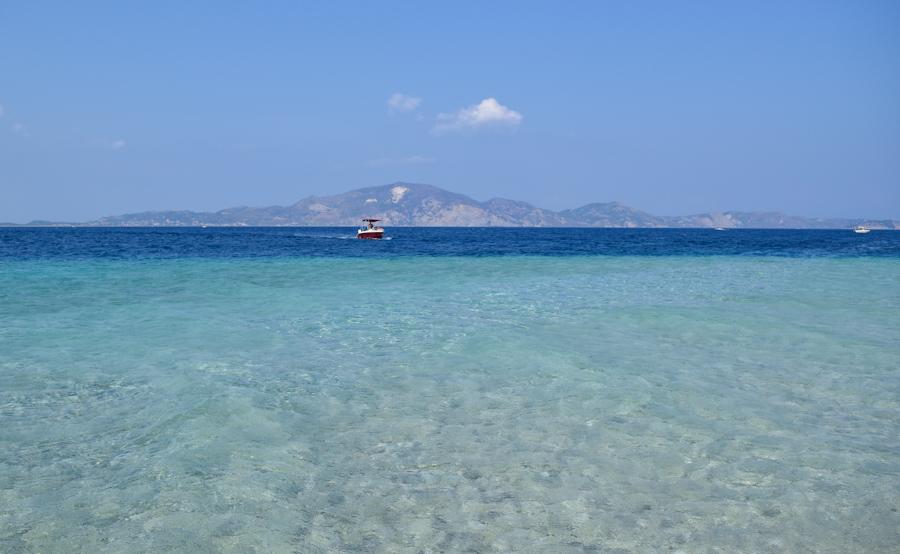 Praia de Marathonisi, Zakynthos - Grécia