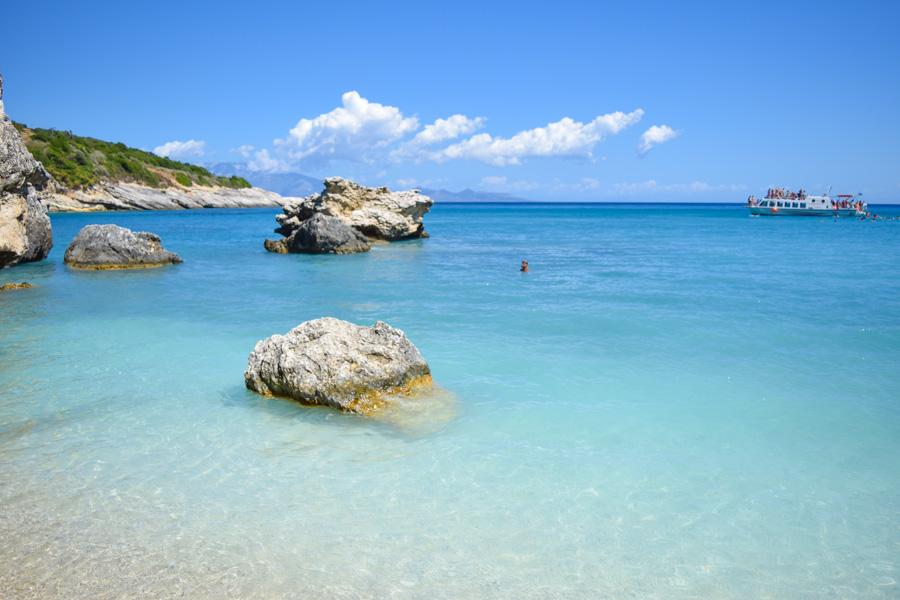 As melhores praias de Zakynthos - xigia