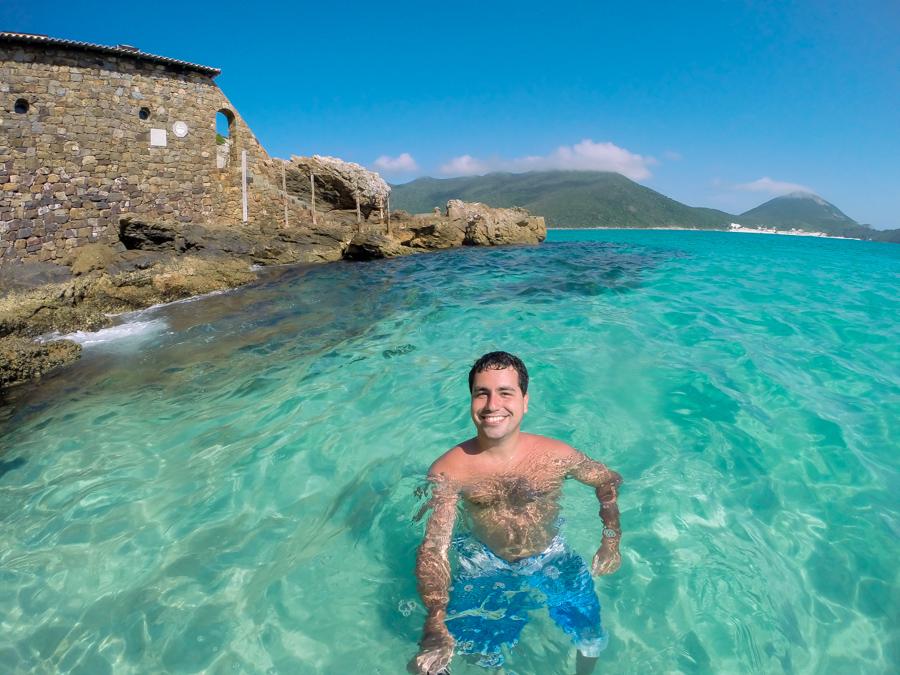 As melhores praias de Arraial do Cabo gruta do amor