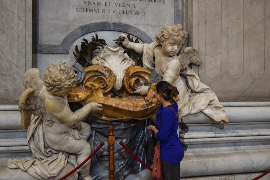 praca de sao pedro basilica vaticano igreja visita roma