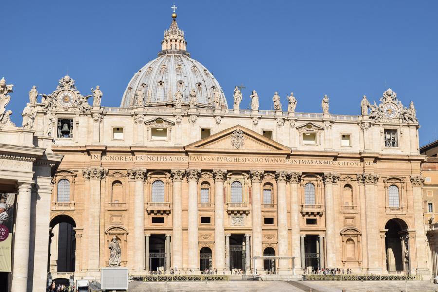 vaticano basilica de sao pedro tour secreto necropole