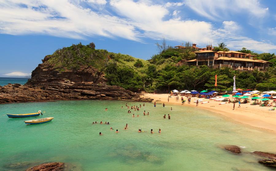 praias em buzios - PRaia da Ferradurinha Buzios