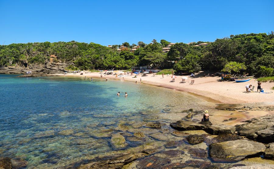 praias em buzios Praia do Forno em Buzios RJ