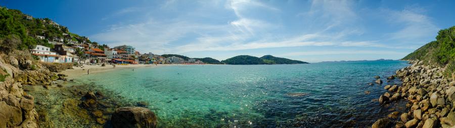 as melhores praias de arraial do cabo - Everaldo Vilela