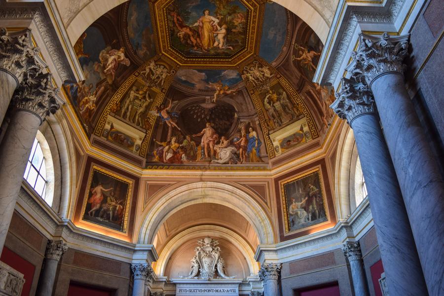 capela sistina museus do vaticano galeria arte italia