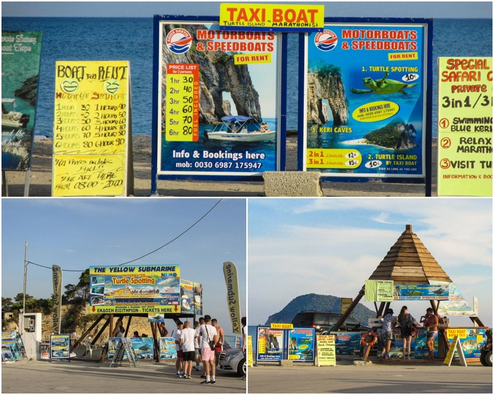 ilha da tartaruga grecia marathonisi preços passeios de barco zakynthos
