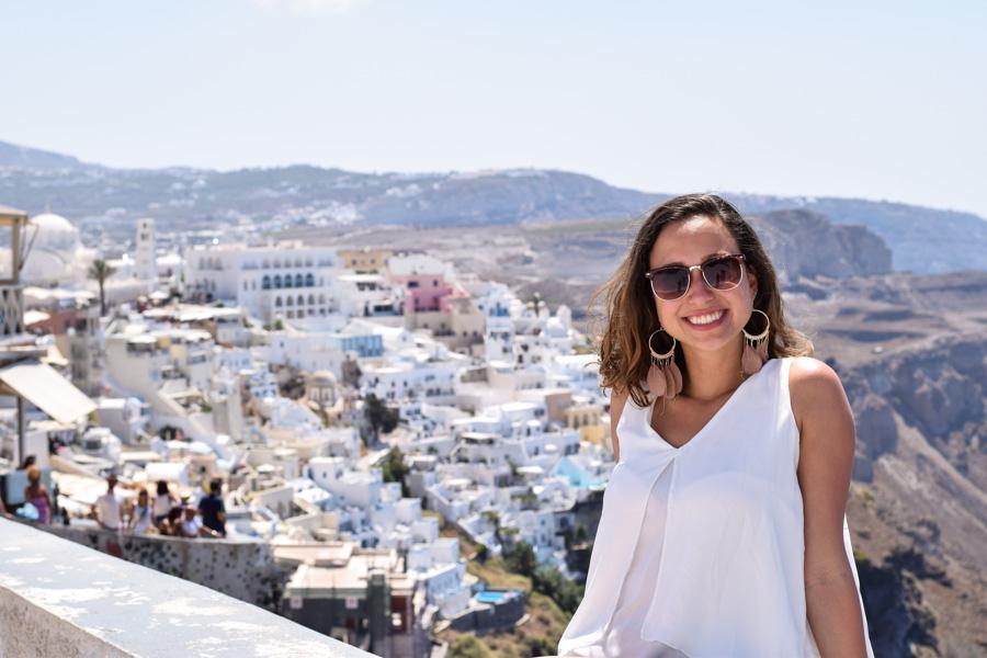 o que fazer em santorini grecia viagem paisagem casas brancas view point melhor visual viagem europa