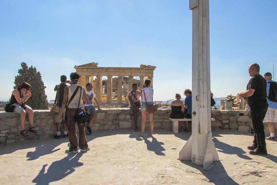 acropole partenon parthenon mirante atenas grecia