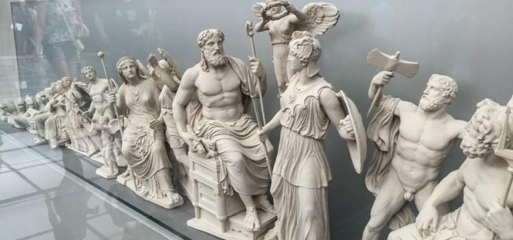 Resultado de imagem para museu na Grécia