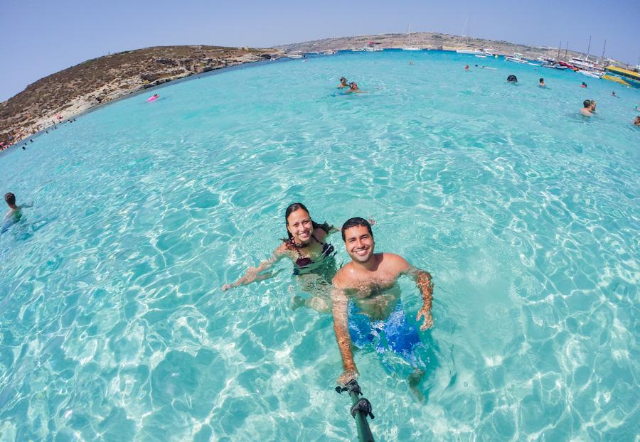 malta - praias paradisiacas na europa